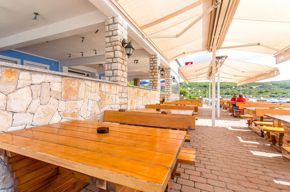 Ristorante | Bistro Dunat | DIVE CENTER KRK
