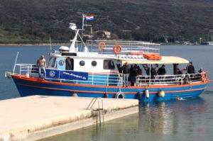 Tagestourboot Vojga DIVE CENTER KRK
