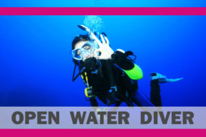 Gutschein IAC Open Water Diver Tauchkurs